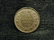India, George V, 1/12th Anna 1932, VF, JAT579
